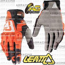 Leatt GPX 4.5 Lite Orange Black White Gloves Adult XL Motocross Enduro Quad ATV