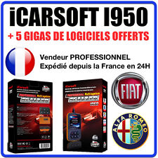 Valise Diagnostique FIAT & ALFA ROMEO - iCARSOFT I950 - MULTIECU KKL Diag OBD2
