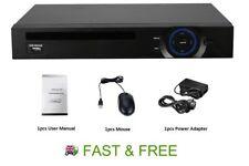 32CH 1080p 5MP IP NVR CCTV Réseau Enregistreur Vidéo Mobile APP iOS ANDROID 16CH