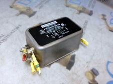 Schaffner Fn2330H-20-10 110/250 Vac 50/60 Hz 20 A Emi Filter
