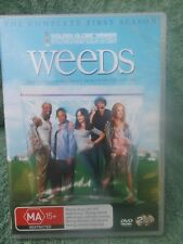 WEEDS COMPLETE FIRST SEASON MARY LOUISE PARKER 2 DISC BOXSET  DVD MA R4