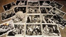 METEOR ! sean connery natalie wood 38 photos presse cinema 1979