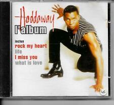 CD ALBUM 12 TITRES--HADDAWAY--L'ALBUM...1993