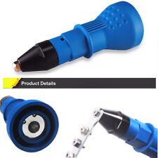 Threaded Nut Cordless Riveter Rivet Gun Rivnut Insert Nut Rivets Drill Adapter