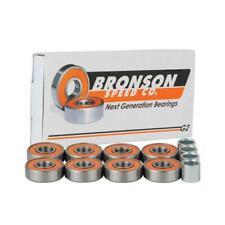 Bronson Speed Co. - G2 Speed Bearings - Set of 8
