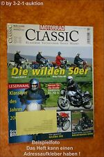 Motorrad Classic 2/06 Yamaha RD 350 Jawa Maico Victoria