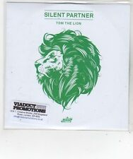 (FL595) Silent Partner, Tom The Lion - 2014 DJ CD