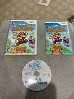 Super Paper Mario (Nintendo Wii) Complete Game, Case & Manual, Tested