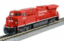 Kato N Scale ES44AC Locomotive Canadian Pacific CP #8743 DCC Equipped 1768935DCC