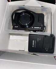 Canon PowerShot G7 X Mark II Camera