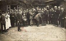 Hungerford. Shoeing The Colt, Hocktide 1910 # 2. Easter Medieval Festival.