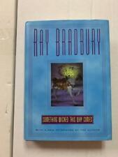 Ray Bradbury, Something Wicked This Way Comes, classic novel of 20th century