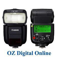 New Canon Speedlite 430EX-RT MK III 430Ex RT Mark 3 for 6D 7D 80D 1 Yr Aust Wty