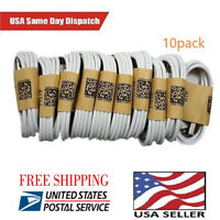 10X Lots Premium Micro USB Sync Charger Cable Cord for Android Smart Phone