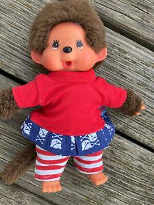 Kleidung Shirt + Leggings für MONCHICHI bär Teddy Gr. 20 cm Puppenkleidung