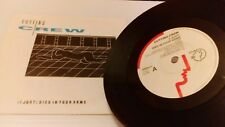 """VINYL 7"""" SINGLE - CUTTING CREW - (I JUST) DIED IN YOUR ARMS - SIREN 21"""