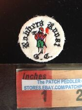 TINY Vtg. Patch ROBBERS ROOST MYRTLE BEACH SC TINY Golf Country Club 5OU9