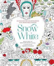 Snow White Coloring Book by Fabiana Attanasio (2016, Paperback)
