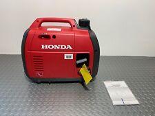 Honda Eu2200i Companion 30a Super Quiet Lightweight Inverter Generator P-9