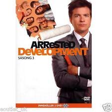 Arrested Development - Season 3 DVD Region 2 BRAND NEW