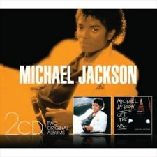 Off the Wall/Thriller Jackson, Michael MUSIC CD