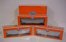 Lionel 6-17421 CSX Rotary Bathtub Gondola 3-Pack EX/Box
