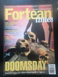 Fortean Times Magazine - Issue 135 - 2000 *Journal Of Strange Phenomena*