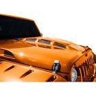 for Jeep Wrangler JK 2007-2018 Heat Dispersion vented avenger Hood Metal