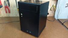 Lian Li PC-Q07 Mini-ITX Aluminium Computer Case - USB 3.0 - Blalck