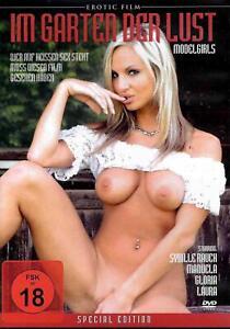 Erotic Film - Im Garten der Lust - Sybille Rauch [DVD]  NEU+VERSCHWEISST!