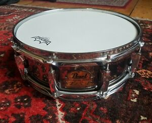 """Pearl 14"""" x 5"""" Chad Smith Signature Steel Shell Snare Drum"""