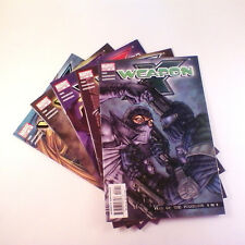Weapon X (2002) Set of 5 (#24-28) VFNM/NM Mandrake, Wolverine