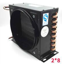 Copper tube condenser FNF0.8 / 1.7 refrigerator radiator