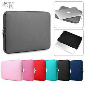Pouch Sleeve Bag Laptop Case Notebook Cover For MacBook HP Dell Lenovo11/13/15''