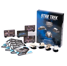 Star Trek Shuttle Set 2 - 4 Stück- Metall Modell Star Trek Eaglemoss neu ovp