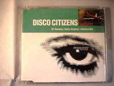 CD Single (B4) - Disco Citizens - Footprint - 0091115 EXT