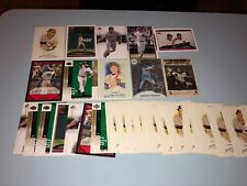 Johnny Damon Lot of 32 (Base, Inserts) 10 Different Cards Red Sox, Yankees
