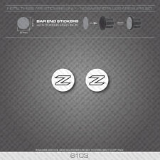 6103 - Zullo Bicycle Handlebar Bar End Plug Stickers - Decals
