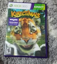Kinectimals (Microsoft Xbox 360, 2010) new has shelf wear