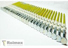1500 Streifennägel 20° 3,8x130mm Kunststoffgeb verzinkt glatt geharzt zertifiz.