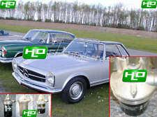 Ölfilter-Umbausatz Mercedes Ponton Pagode SL M110 M127 M129 M130 M180 M108 M114