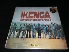 IKENGA SUPER STARS OF AFRICA – Ikenga Super Stars Of Africa LP VG+ VG+