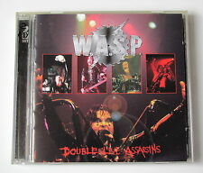WASP---DOUBLE LIVE ASSASSINS---2 CD