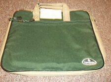 Samsonite Designer Casual Courier Brief Green/Khaki 442305090