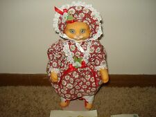 Betty Jane Carter Porcelain Doll Bette Ball Limited Edition Ms Purry Peaches