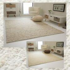 Handwebteppich Landshut aus 100% Schurwolle - 2 Farben / 12 Größen