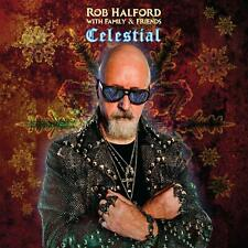 ROB HALFORD WITH FAMILY & FRIENDS - CELESTIAL [CD] Sent Sameday*