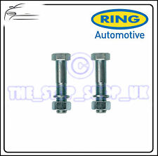 Ring Towing Trailer M16 x 75mm Tow Ball Mounting Bolts Nut & Washer RCT764