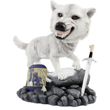 Los Angeles Dodgers Game of Thrones Direwolf Bobblehead MLB