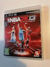 NBA 2K13 PS3 - Playstation 3 VERSIONE MULTILINGUA GIOCO BASKET - GIOCO SPORT